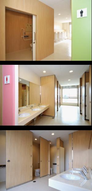 新座市立東野小学校校舎大規模改修工事